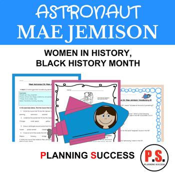 Black History Month: Mae Jemison, Astronaut