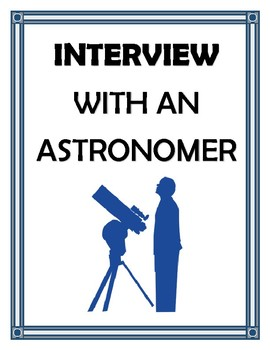 FAMOUS ASTRONOMER INTERVIEW