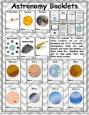 ASTRONOMY MINI-BOOKLETS