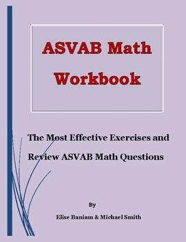 ASVAB Math Workbook