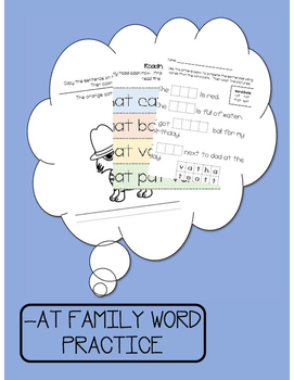 AT FAMILY WORKBOOK