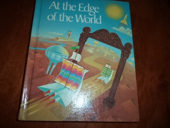 AT THE EDGE OF THE WORLD    ISBN 0-15-333257-3