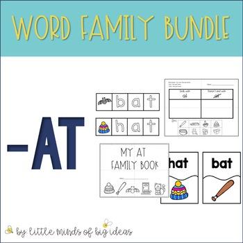 AT Word FamilyBundle