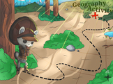 AT4S (4) - Map Activity - WWII (D-Day & Operation Torch) U