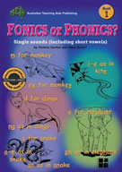 Fonics or Phonics? Book 1