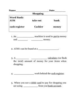 ATM, Debit Machine, Cash Register
