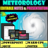 Weather and Atmosphere Notes and Slides | Earth Science Unit