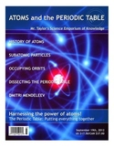 ATOMS & PERIODIC TABLE NOTE PACKET - 2 UNITS