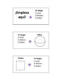 ATRIBUTOS DE FIGURAS DE TRES DIMENSIONES - 3D Figures Attr