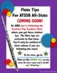 ATSSB Clarinet All-State Etudes FREEBIE (Year B)