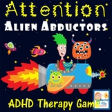 ADHD Game for Inattention and Disorganization: ATTENTION A