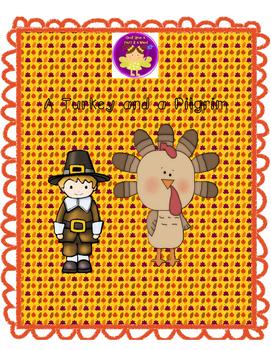 ATurkey and a Pilgrim