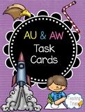 AU/ AW Task Cards