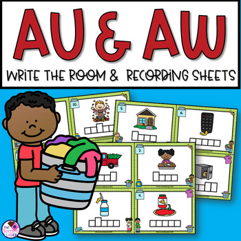AU & AW Write the Room