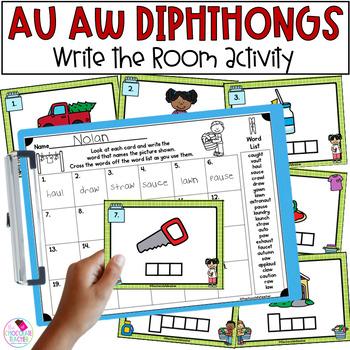 AU & AW Write the Room
