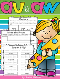 AU and AW  - Worksheets
