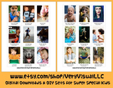 AUDITORY CLOSURE FLASHCARDS autism special education speech therapy cards pdf