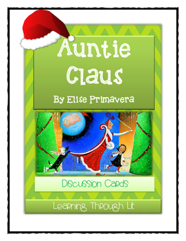 AUNTIE CLAUS by Elise Primavera - Discussion Cards