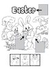 AUSLAN- Label the Easter pictures