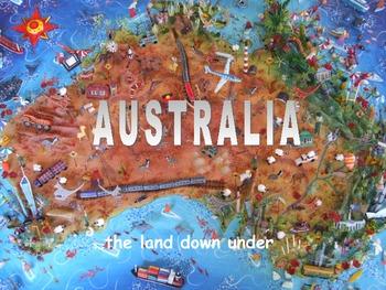 AUSTRALIA 6th Grade Georgia Social Studies