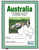 AUSTRALIA - A CROSS CURRICULAR LITERACY THEME