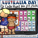 AUSTRALIA DAY QR CODE HUNT