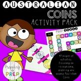 AUSTRALIAN MONEY BUNDLE (COINS)- PREP TO GRADE 2