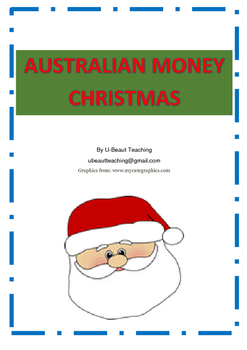 AUSTRALIAN MONEY- CHRISTMAS