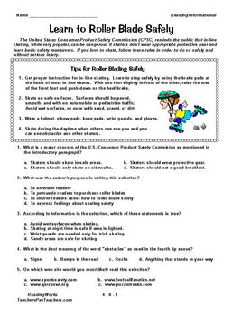 AUTHENTIC READING - GRADE 4 SET 8 (Of 8)