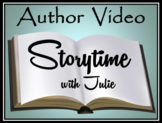 AUTHOR'S PURPOSE - Storytime with Julie and Lilly the Lash