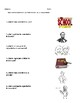 AUTHORITY FIGURES - Three activities and/or assessment - Spanish