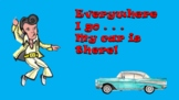 AUTOMOBILE MAINTENANCE! --  Cool song and 12-point lesson (and review quiz)