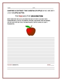 AUTUMN/ BOTANY: COMPARE TWO VARIETIES OF APPLES