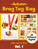AUTUMN BRAG TAGS Volume 1