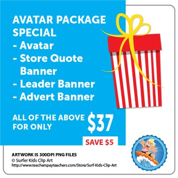 AVATAR PACKAGE SPECIAL