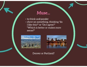 AVID 10th MUSE Application Presentation Project