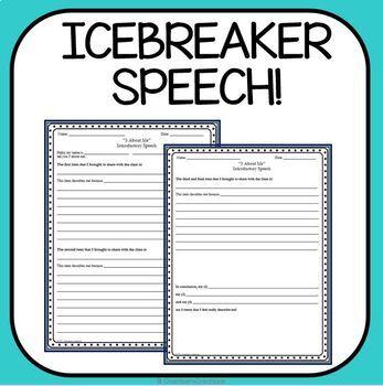 AVID: 3 About Me Speech- Introduction/Icebreaker Speech