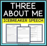 AVID Elementary Icebreaker Speech