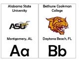 AVID College Alphabet