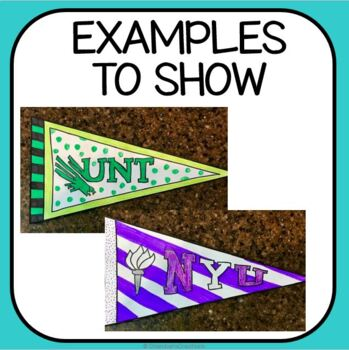 AVID College Pennants: CollegeWeek Research Pennants