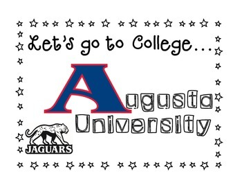 AVID College Posters (Augusta Univeristy))