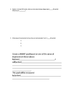 AVID  Elective Semester Exam(See free review on my site.)