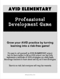 AVID Elementary Professional Development Game