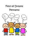 AVID Field of Dreams Pennants
