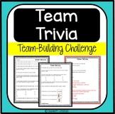 AVID Fun Fridays- Team Trivia