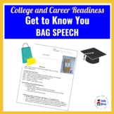 AVID- Get to Know You BAG SPEECH