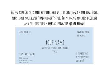 AVID Name Tag