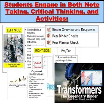 AVID : Notebook Powerpoint
