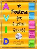 AVID Posters