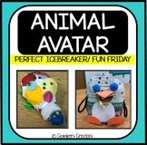 AVID Elementary and Middle- Animal Avatars
